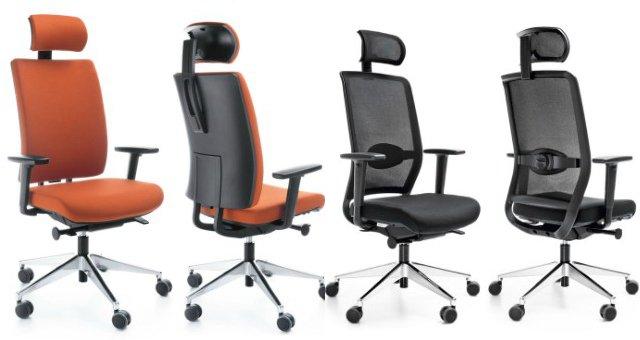 Fotele Obrotowe Krzesła Biurowe Kraków Wyposażenie Biura