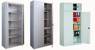 Biurowe, szafy aktowe