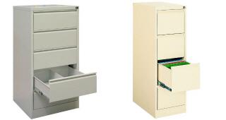 Medyczne, szafy kartotekowe